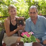 Интервью с владельцами ресторана «Ирина» в Камбодже